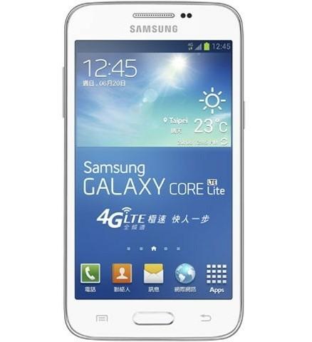 «Самсунг» Галакси Core : расчет с помощью LTE