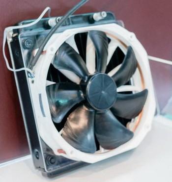Вентиляторы Noctua с серьезной технологией шумоподавления