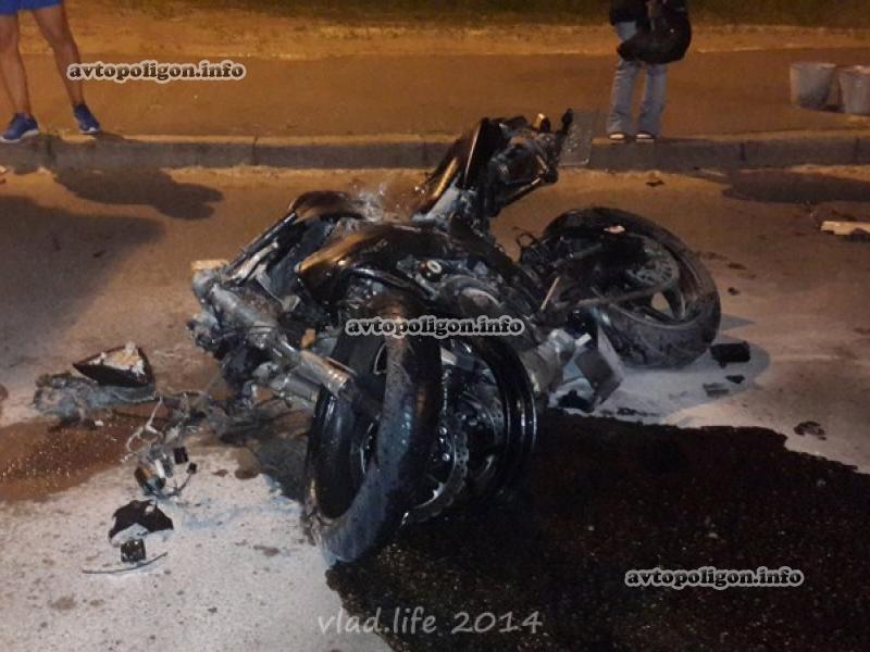 В Киеве на большой скорости  погиб велосипедист (ФОТО)