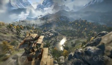 E3: Геймплей, снимок экрана Far Cry 4 с призом при  заказе