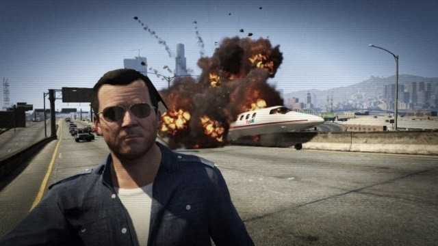 E3: Rockstar объявила GTA V для PC