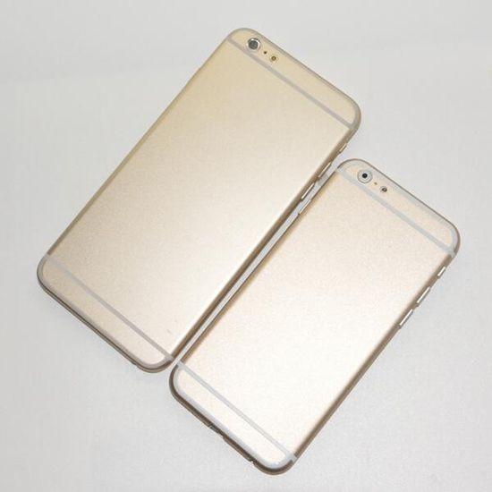 ФОТО: Эпл Айфон 6 будет с 2-мя версиями дисплеев?