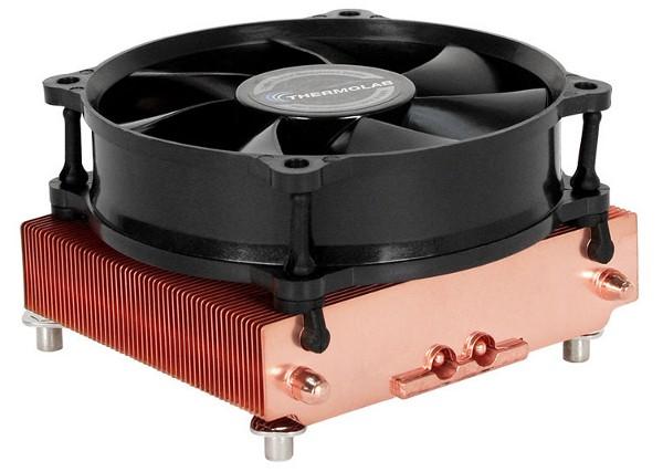 Металлические CPU-кулера Cooltek LP53 и ITX30