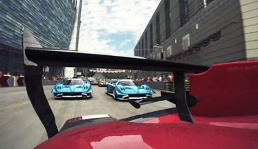 ВИДЕО: Российский трайлер Grid Autosport - уличные автогонки