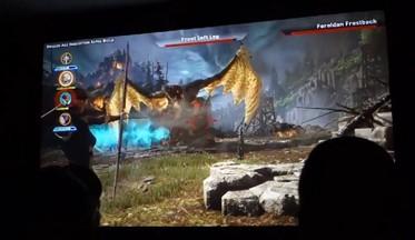ВИДЕО: Dragon Age: Inquisition - 16 секунд геймплея