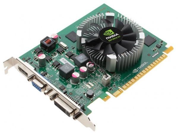 Анонсирована экономная карта памяти GeForce ДжиТи 730