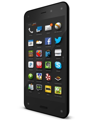 Amazon Fire Phone представлен