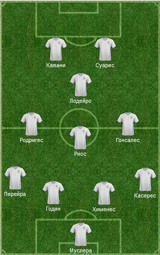 ЧМ 2014: Анонс поединка Испания - Уругвай