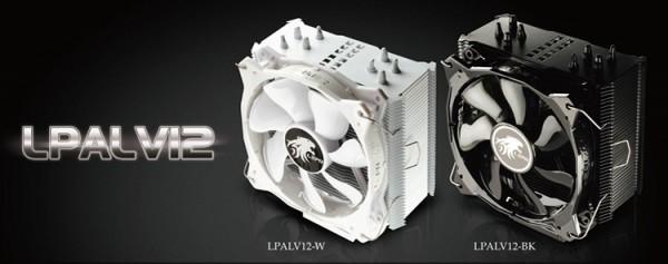 Многогранная процессорная охлаждающая система Lepa LV12
