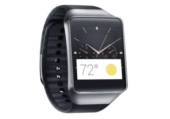 «Самсунг» Gear Live: первые смарт-часы на Андроид Wear