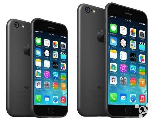 Айфон 6: 5,5-дюймовый телефонный аппарат обретет 128 Гигабайт памяти