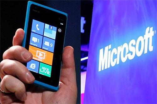 Свежий общий мобильный брэнд Майкрософт и Нокия
