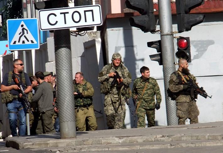 В ДНР провели террористическую процедуру против Демона