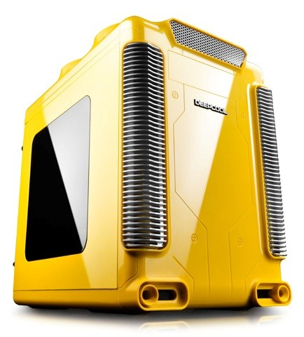 Deepcool Steam Castle: разноцветные micro-ATX и mini-ITX каркаса