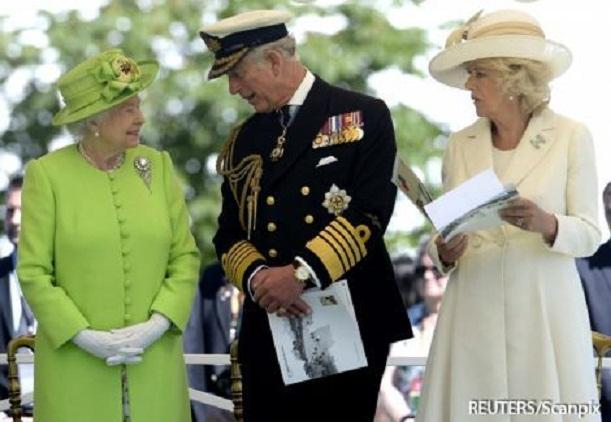 Король Чарльз разводится с супругой  (ФОТО)