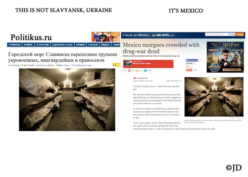 15 наиболее вопиющих прецедентов лжи об Украине (ФОТО)