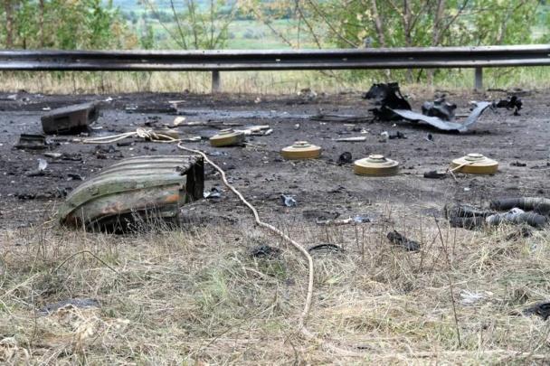 Украина оказалась перед лицом полновесной минной битвы (ФОТО)