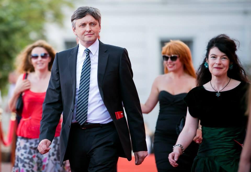 Одесский кинофестиваль посетил ловкий Дарт Вейдер (ФОТО)