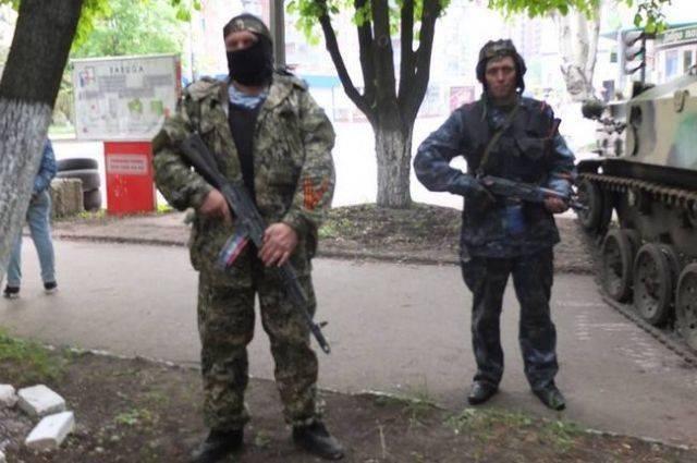 ФОТО: Граждане Лисичанска в предвкушении прихода армии Украины