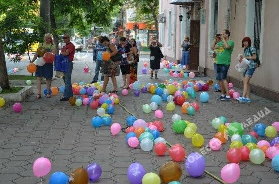 В центре Одессы случилось удивительное неприятное событие (ФОТО)