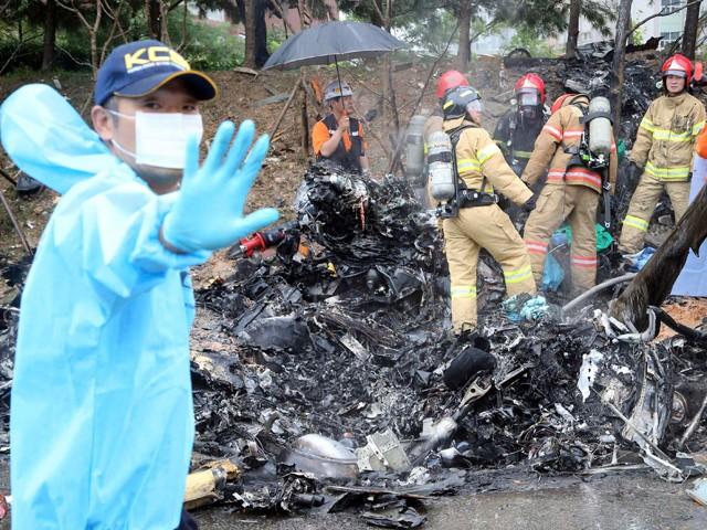 В Северной Корее погиб вертолет, отыскивавший потерпевших парома Севол