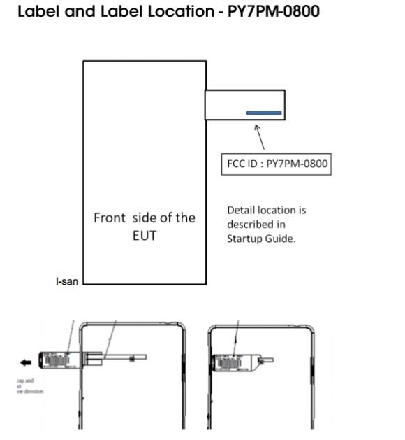 ФОТО: первые кадры Сони Xperia Z3