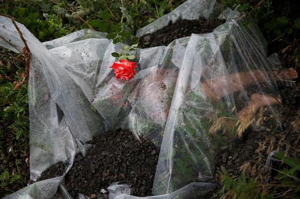 КНР: Еще рано кого-то инкриминировать в гибели Боинга. ФОТО+ВИДЕО