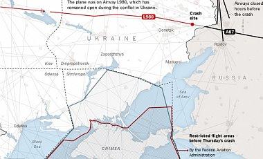 РФ закрыла ход для Boeing за пару часов до падения