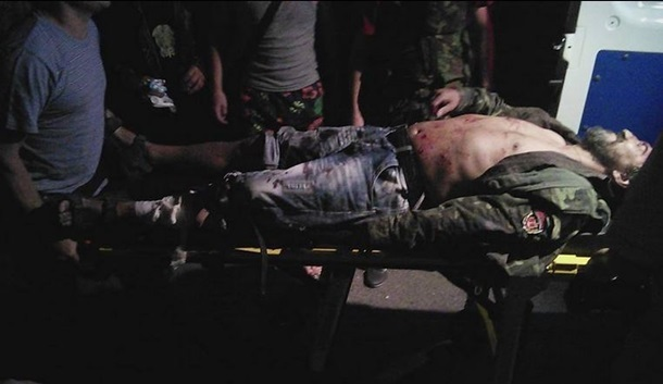 В Киеве на Майдане между функционерами начался инцидент