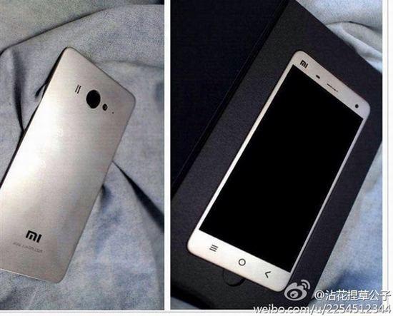 ФОТО: Первые «живые» фотографии Xiaomi Mi4