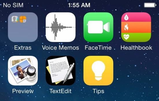 В iOS 8 будет приложение-учебник для начинающих