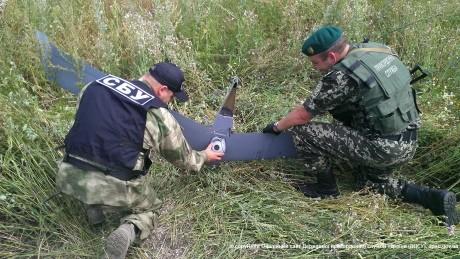 На границе с РФ пленено 3 беспилотника