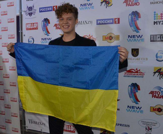 Украинцы заняли 2 наградных места на Новой волне в Юрмале