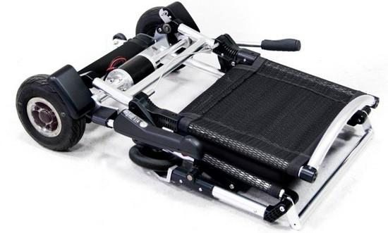 Улучшенная подвижная электроколяска для инвалидов