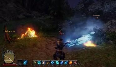 ВИДЕО: Геймплей охотника на бесов в Risen 3: Титан Lords