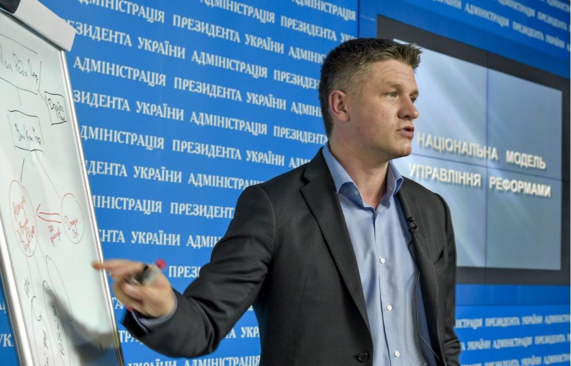 Д. Шимкив сообщил о приоритетных реформах на Украине