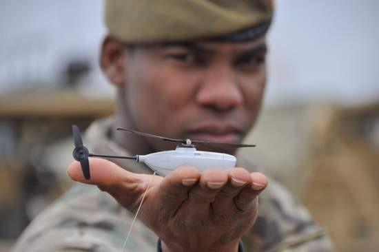 PD-100 Block II: будущее разведки за мини-дронами