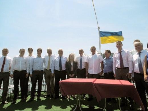 В шлюз Одессы инвестируют 720 млрд гривен
