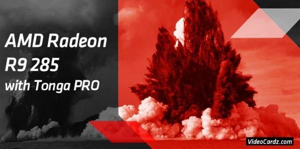 Карты памяти на основе Tonga представили Radeon R9 285/285X