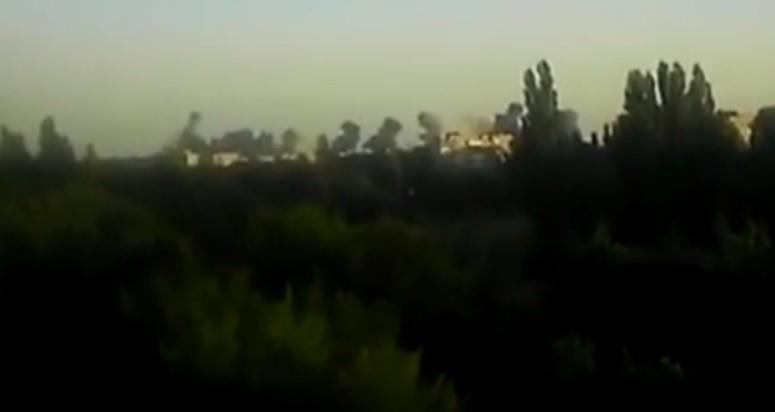 Силы Иначе с воздуха убили блокпост ЛНР около Луганска