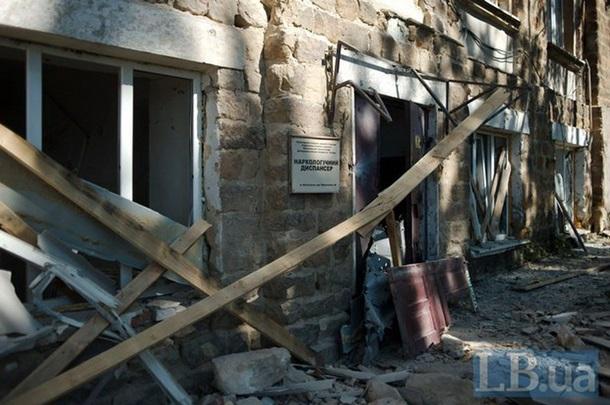 Граждане Лисичанска сообщили об Иначе в городке (ВИДЕО)