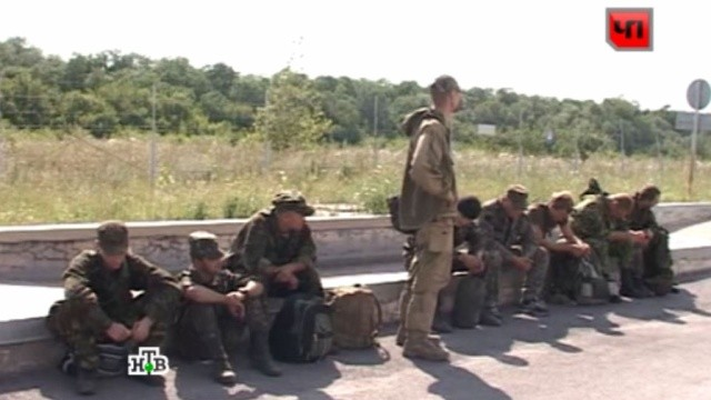 Правда о проходе российских солдат через границу от ОБСЕ