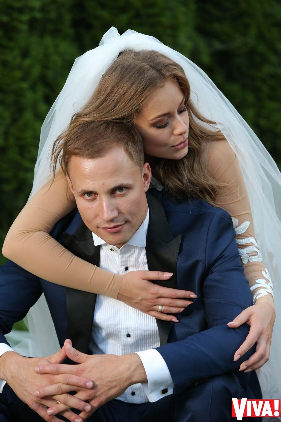 Яна Соломко вышла замуж: ФОТО со свадьбы