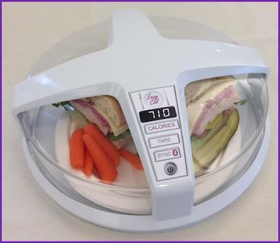Микроволновая печь выяснит сколько калорий в вашей еде