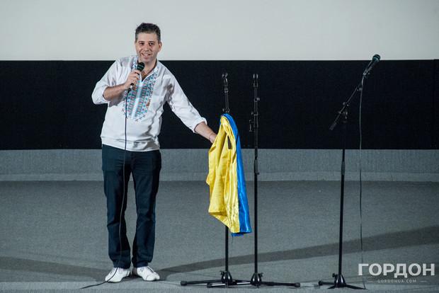 """В Киеве представили кинофильм """"Мольба за Украину"""" (ФОТО)"""