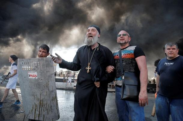 Чем завершилась зачистка Майдана (ФОТО, ВИДЕО)