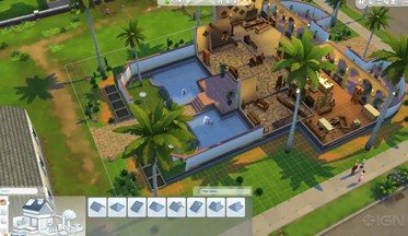 ВИДЕО: Трайлер The Sims 4 - порядок возведения