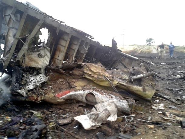 В Голландии идентифицировали 65 потерпевших катастрофы Боинга-777