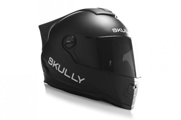 Велосипедный шлем Skully AR-1 обрел камеру заднего вида