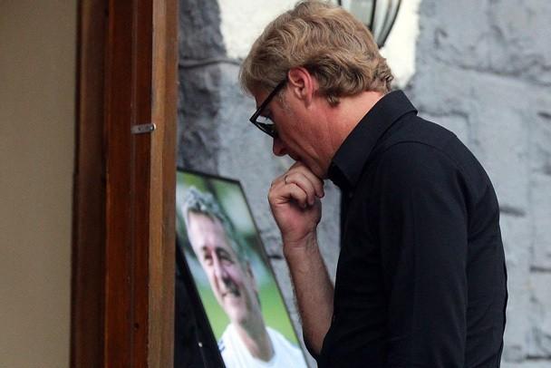 ФОТО: Прощание с Андреем Балем